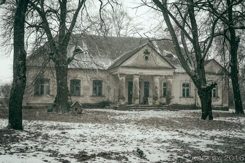 DSC08886 - Зимняя покатушка по достопримечательностям Ганцевичского и Клецкого районов.