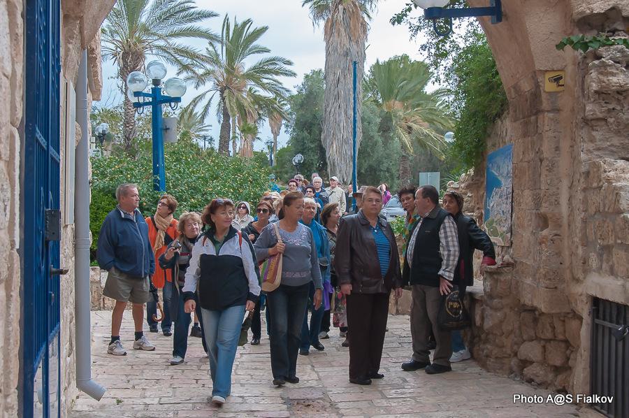Яффо, экскурсия. Гид в Израиле Светлана Фиалкова.