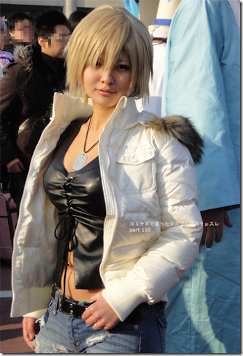 unknown cosplay 95 from winter comiket 2010
