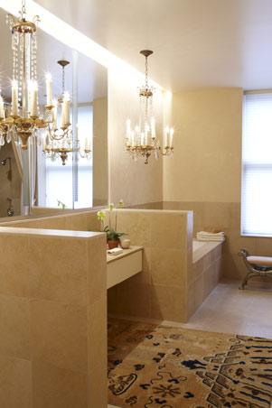 Bathroom Lighting Needs unique ways to light your bathroom. | frog hill designs blog
