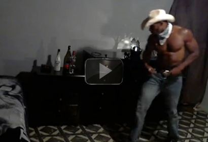 Stripper Cowboy Arizona Panther