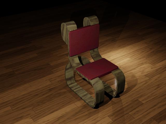 sample rendering