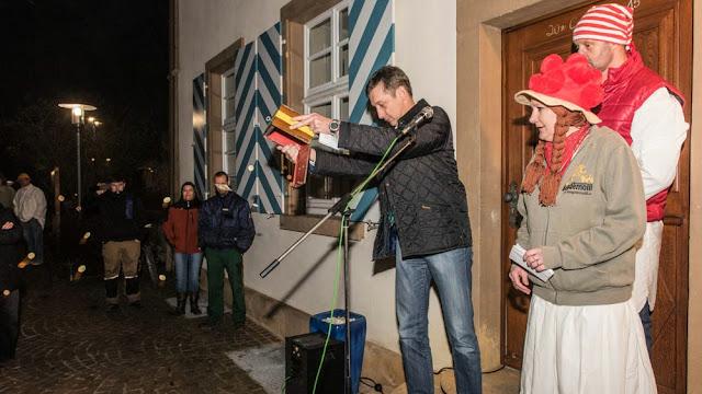 Rathausstürmung Bad Bellingen