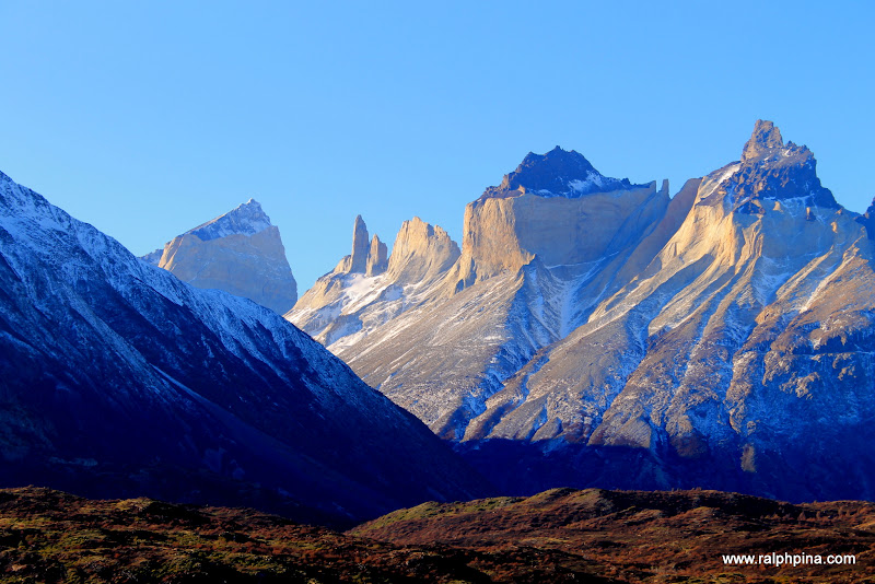 Cuernos del Paine - The Horns of Paine