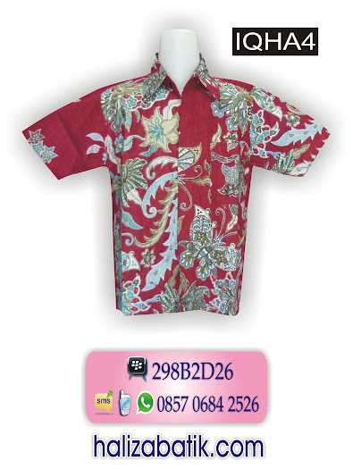 IQHA4 Baju Anak, Baju Batik, Model Baju Anak, IQHA4