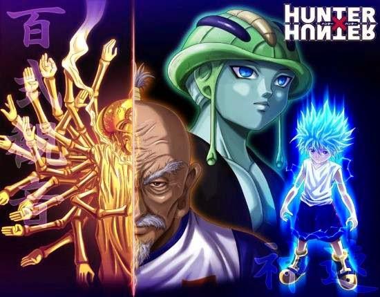 مشاهدة القناص الحلقة 146 Hunter x Hunter