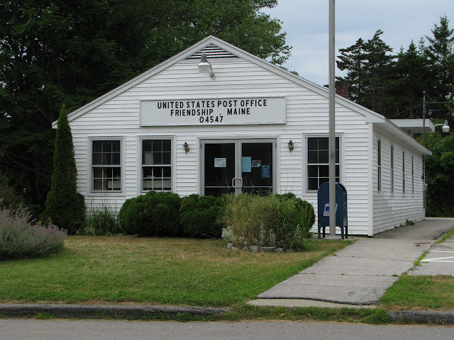 Friendship, Maine post office
