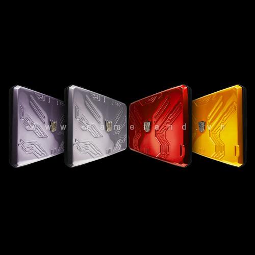 Razer ra mắt bộ sản phẩm ăn theo Transformers 3 2