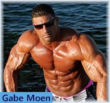 Gabe Moen - Top National Bodybuilding Competitor
