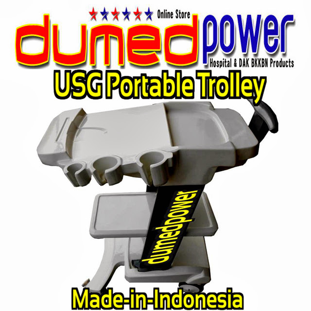 Trolley USG Portable