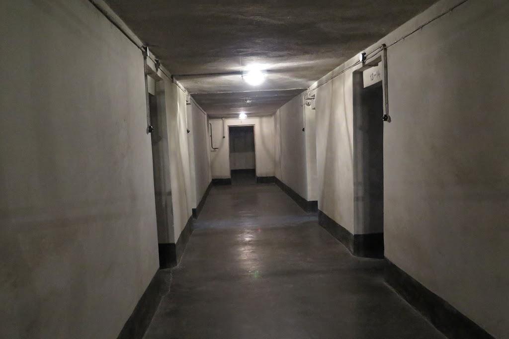 Der Keller von Block 11
