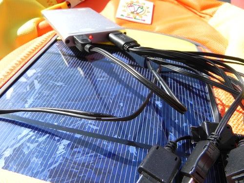 Pannello Solare Per Zaino : Recensione peppersun lo zaino con il pannello solare