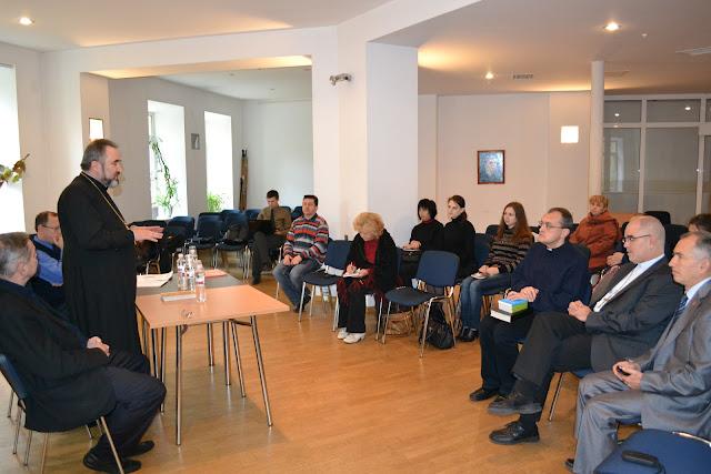 Открытие богословской программы УКУ в Одессе