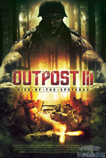 Cuộc Nổi Dậy Của Quân Spetsnaz - Outpost 3: Rise Of The Spetsnaz poster