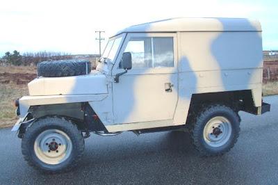 Desert Storm style Land Rover! Final15