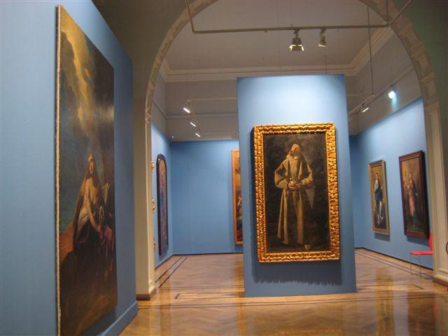 Exposiciones en zaragoza pintura museos fotograf a - Restauracion muebles zaragoza ...