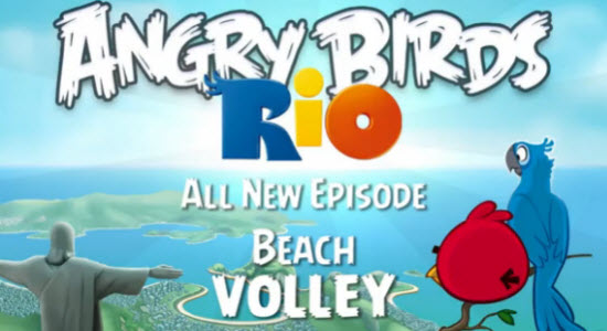 Angry Birds Rio Download for PC Games Free