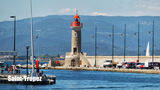 Phare, Saint Tropez, Cote d´Azur, France, travel, Voyages, TravelBlogger