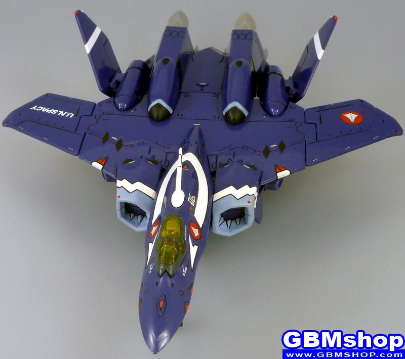 Macross VF-X2 VF-22 VF-X Ravens Sturmvogel II Fighter Mode