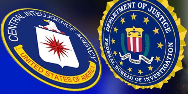 CIA & FBI