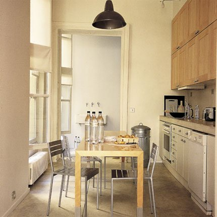 Palazzo pizzo the blog why designer kitchens do not - Module cuisine ikea ...