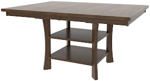 craftsman island table