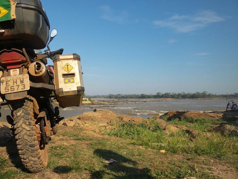 Brasil - Rota das Fronteiras  / Uma Saga pela Amazônia 14%2B-%2B93