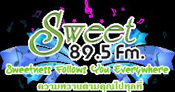 วิทยุOnline คลื่น Sweet FM 89.5
