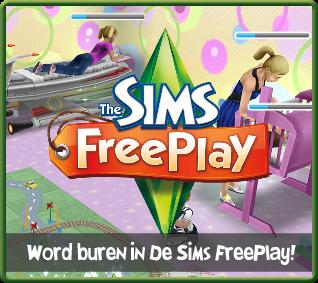 buren worden in De Sims FreePlay