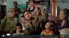 Aus Video: Vietnamesische Familie.