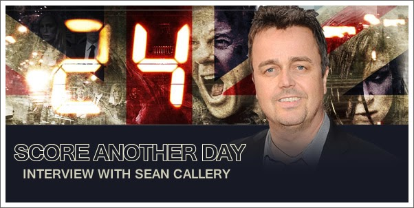 24:  Score Another Day - Interview with Sean Callery