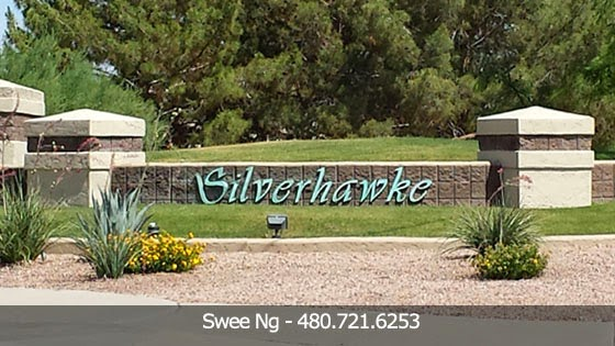 Silverhawke Real Estate and Homes for Sale Gilbert AZ 85233