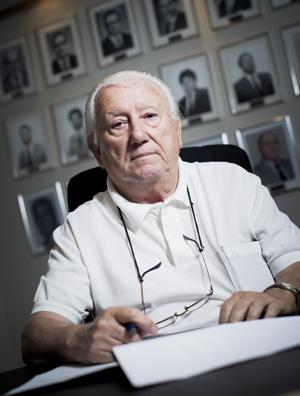 Bilionário Luiz Barsi Filho, 74, é um dos maiores investidores da Bolsa brasileira