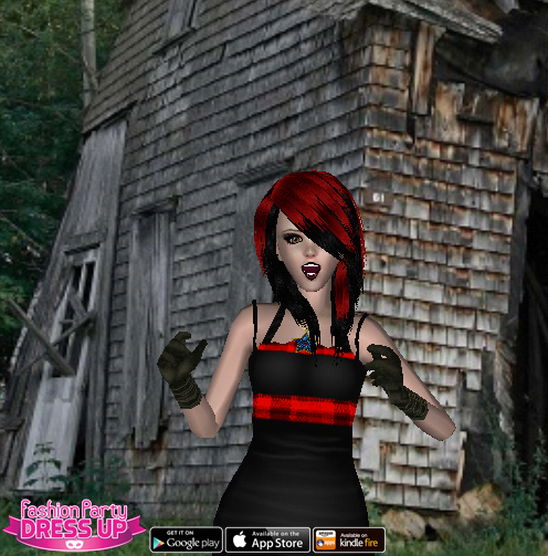 Fashion Party Dress Up Level 20 - Costumes - Anne - Snapshot