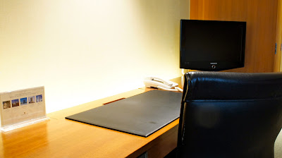 Work desk area