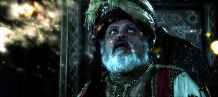 Screen Shot Of Hollywood Movie Sinbad: The Fifth Voyage (2014) Download And Watch Online Free at alldownloads4u.com