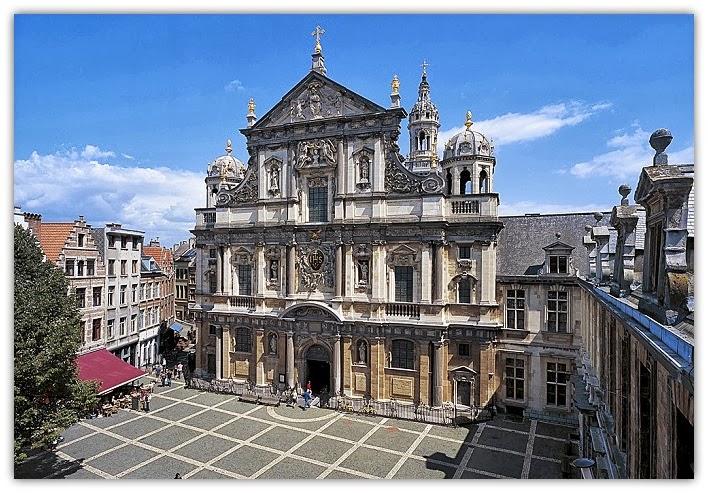 St caroluskerk antwerpen stad for Interieur horecazaken