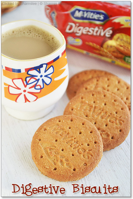 Mcvities Biscuits - Butter Cookies