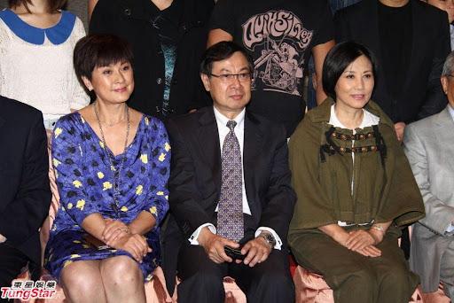 行政主席梁乃鵬博士歡宴《巴不得媽媽...》台前幕後仝人