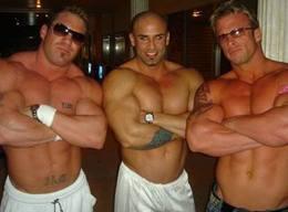 Sexy Muscular Guys - Part 11