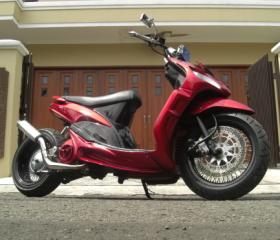 contoh modifikasi mio cw 2010
