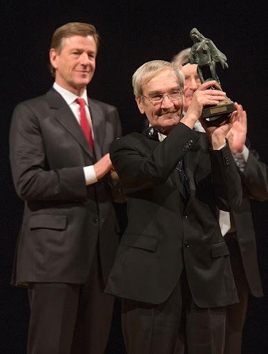 Premio Dresda 2013 a Stanislav Petrov