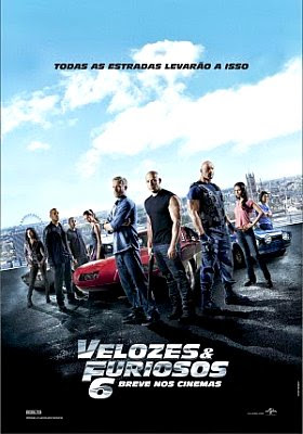 Filme Poster Velozes e Furiosos 6 TS XviD & RMVB Dublado