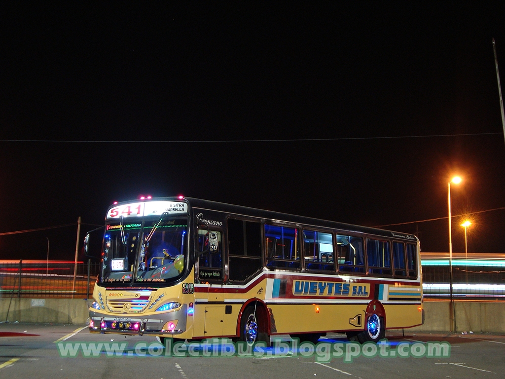 Colectibus zona de buses 6 expo encuentro de el club for Interno 95