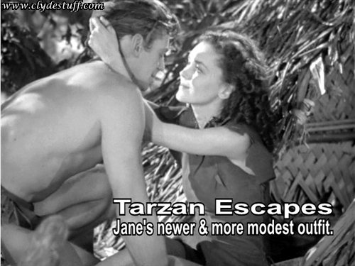 Clyde S Stuff Movie Palace The Tarzan Collection Vol I