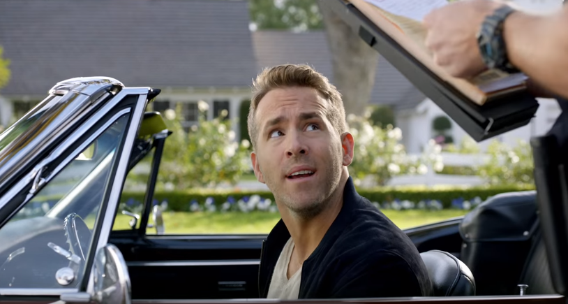 """Ryanville"" & ""The Chase"" Hyundai Super Bowl 50 Commercial Starring Ryan Reynolds"