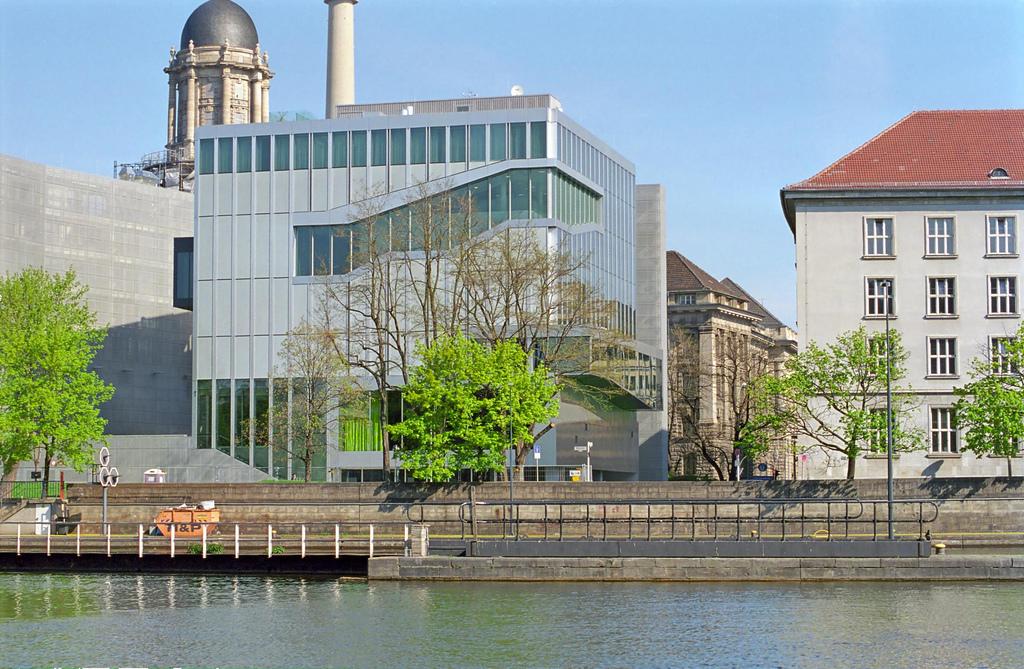 Embaixada da holanda em berlin oma - Office for metropolitan architecture oma ...