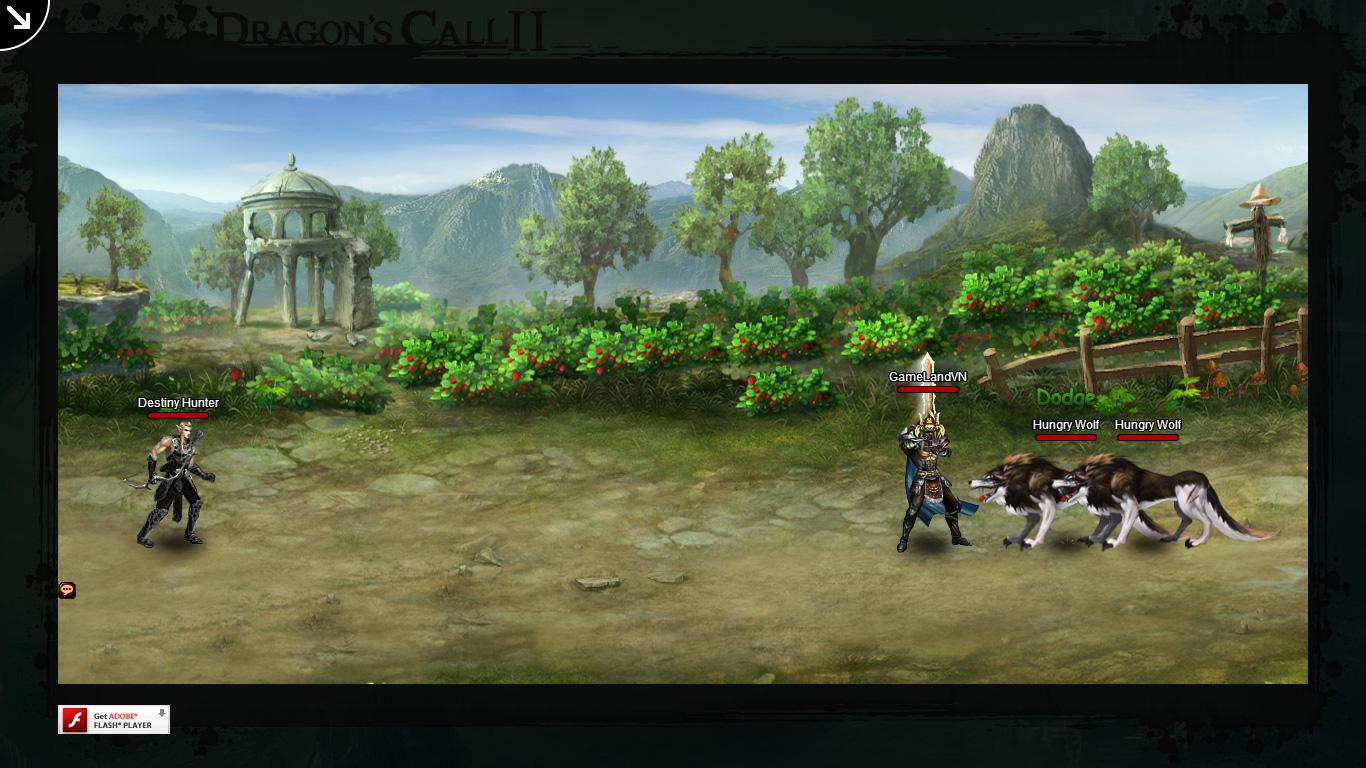Một số hình ảnh về webgame Dragon's Call 2 - Ảnh 18
