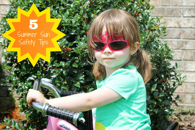 5 Summer Sun Safety Tips #BananaBoatBrand #MC