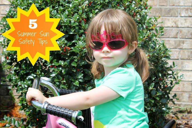 5 Summer Sun Safety Tips #BananaBoatBrand #MC